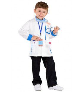 Verkleedset Dokter 8 Delig Kostuum