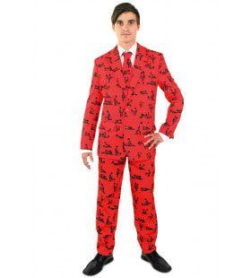 Kamasutra Inspiratie Man Kostuum