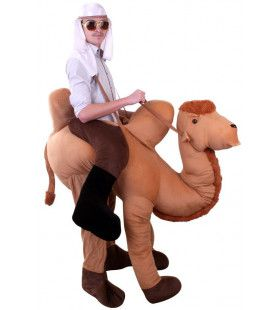 Het Schip Van De Woestijn Kameel Kostuum