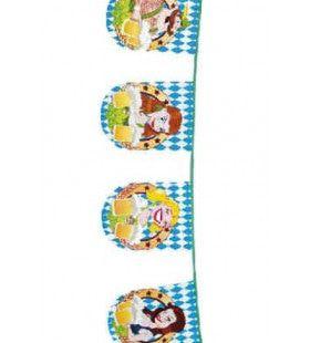 Vlaggenlijn Bierparty 8 Meter 27