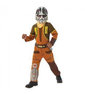 Ezra Bridger Star Wars Kind Kostuum