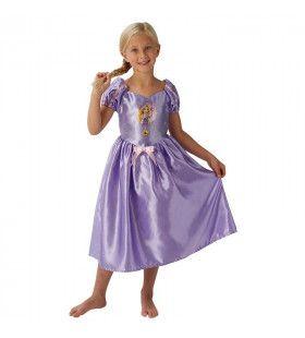 Rapunzel Opgesloten In De Toren Raponsje Sprookjes Meisje Kostuum