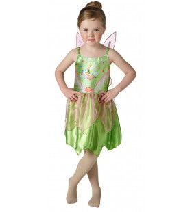 Prachtige Elf Tinker Bell Fee Meisje Kostuum