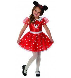 Disney Superster Minnie Mouse Meisje Kostuum