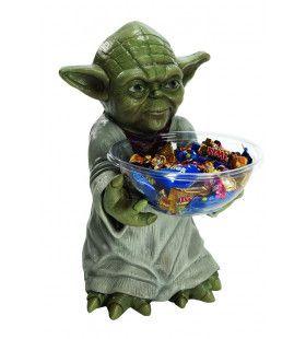 Yoda Figuur Met Snoepschaal