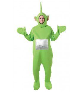 Dipsy Teletubbies Kinderserie Kostuum