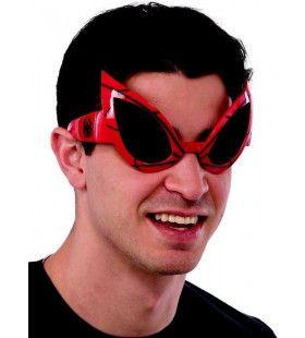 Superheld Spiderman Zicht Bril