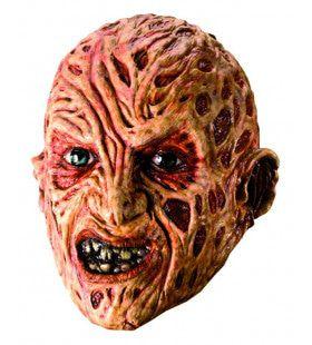 Freddy Krueger Bloederig Horror Vinyl Masker