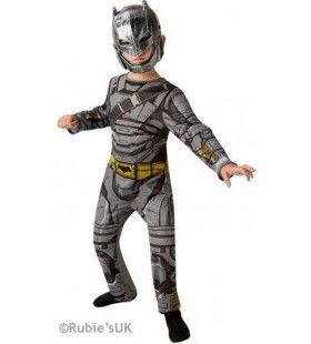 Bliksemsnelle Superheld Batman Jongen Kostuum