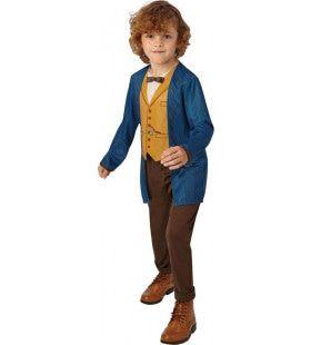 Newt Scamander Fantastic Beasts Classic Jongen Kostuum