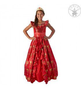 Bloedmooie Prinses Elena Van Avalor Meisje Kostuum