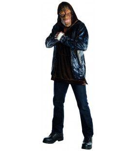 Superschurk Killer Croc Deluxe Man Kostuum