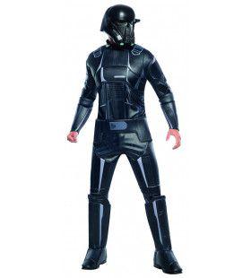 Star Wars Elite Soldaat Death Trooper Man Kostuum
