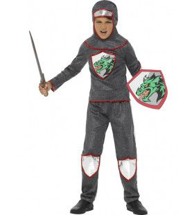 Roofridder Malienkolder Jongen Kostuum