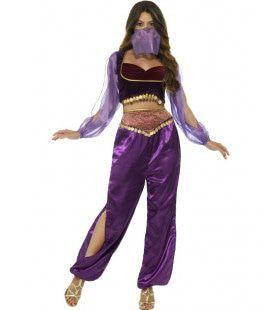 Sherezade 1001 Nacht Prinses Vrouw Kostuum