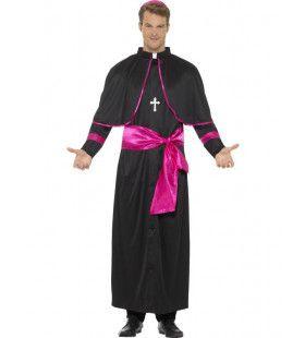 Anglicaanse Kardinaal Man Kostuum