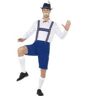 Beierse Dijenkletser Man Kostuum