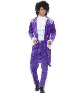 Prince Purple Rain Man Kostuum