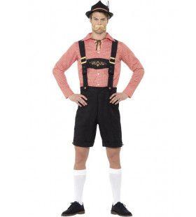 Otto Oktoberfest Bier Man Kostuum
