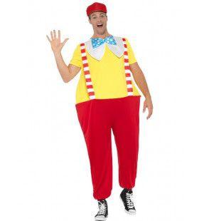 Jolly Storybook Kleurig Jumpsuit Kostuum