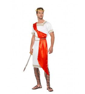 Lucius Junius Brutus Romeinse Senator Man Kostuum