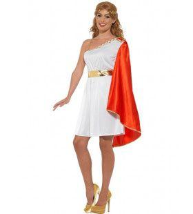 Vesta De Maagd Romeinse Vrouw Kostuum