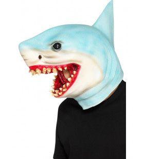 Latex Masker Bloeddorstige Haai