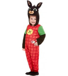 Bing Televisie Konijn Kind Kind Kostuum