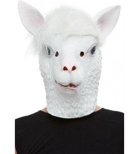 Masker Spugende Lama