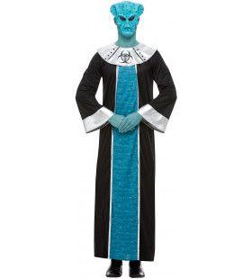 Heer Van De Verre Ster Alien Kostuum