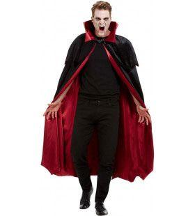 Luxe Cape IJdele Vampier Man
