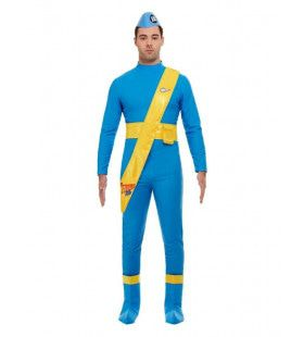 Thunderbirds Scott & Virgil Deluxe Man Kostuum