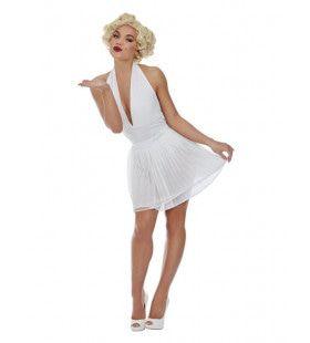 Marilyn Monroe Sexy Jurk Vrouw
