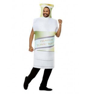 Tonic Waar Is De Gin Kostuum Man