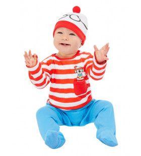 Waar Is De Baby Kind Kostuum