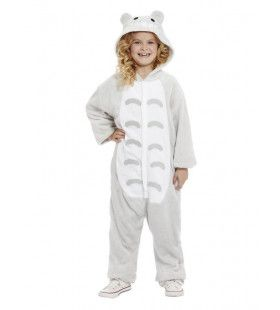 De Knuffelige Lachende Kat Kind Kind Kostuum