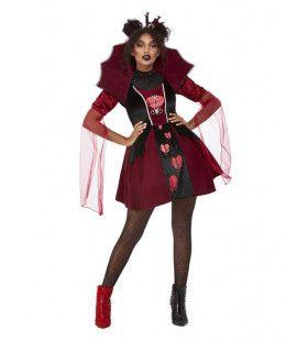 Gebroken Harten Prinses Vrouw Kostuum