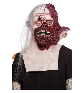 Luxe Verbrand Gezicht Met Nek Masker