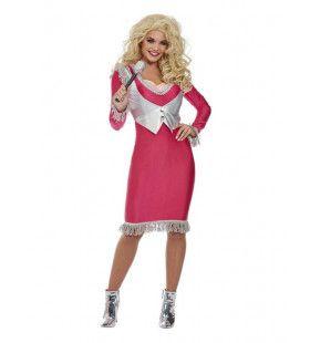 Dolly Uit De Country Vrouw Kostuum