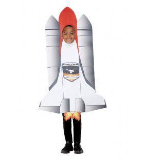 Astronaut Space Shuttle Kostuum Kind