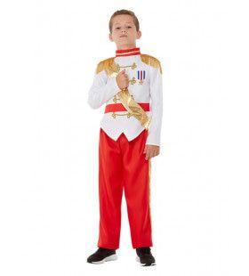 Engelse Luxe Prins Jongen Kostuum