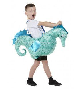In Galop Als Een Zeepaard Kind Kind Kostuum