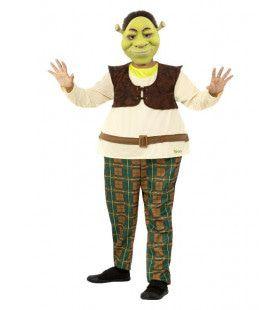Vriendelijke Groene Moerasvriend Kind Jongen Kostuum