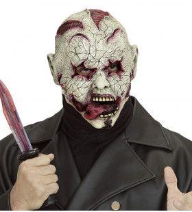Versneden Masker Horror Clown