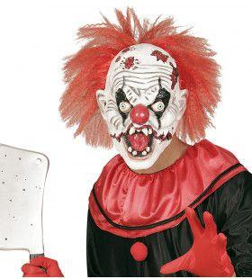 Loco Loco Masker Killerclown Met Haar