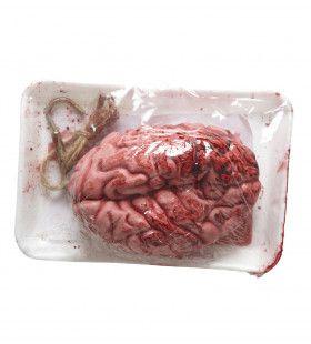 Gruwelijke Slager Bloederige Hersenen, Verpakt