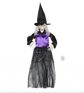 Halloween Deco Heks 60 Centimeter