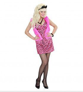 80s Meisje Roze Ms Madonna Vrouw Kostuum