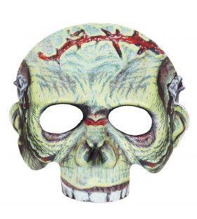Halloween Halfmask Kinloos Monster Masker