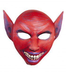Halfgezichtmasker Duivel Sr Satan